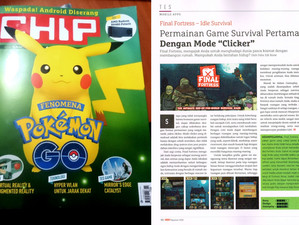 Garuda Team Review: CHIP Indonesian Gaming Magazine