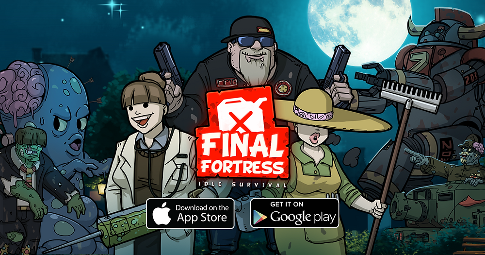 Final Fortress - Idle Survival V2 Update Coming Soon