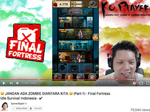 GamerSejati: Final Fortress - Idle Survival Youtube Review