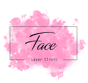 THE FACE Laser Logo