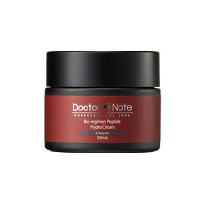 Dr. Note Bio-Regimen Peptide Hydro Cream 50ml