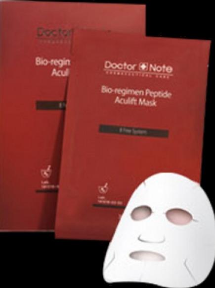 Dr. Note Bio-Regimen Peptide Aculift Mask 6pcs