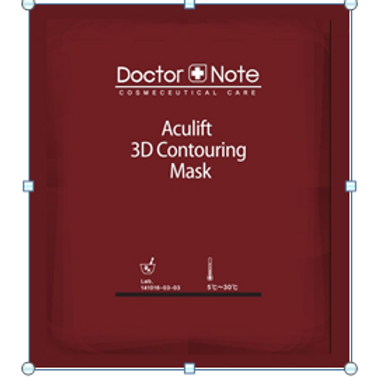Dr. Note Aculift 3D Contouring Mask 6pcs
