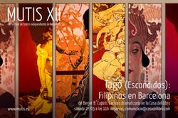 Tagó (Escondidos): Filipinos en Barcelona, de Berjer B. Capati