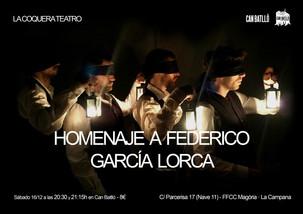 Homenaje el 16 de diciembre en Can Batlló
