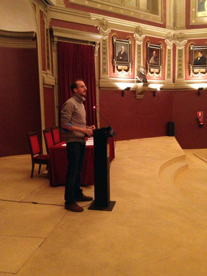 Discurso del Día Mundial del Teatro