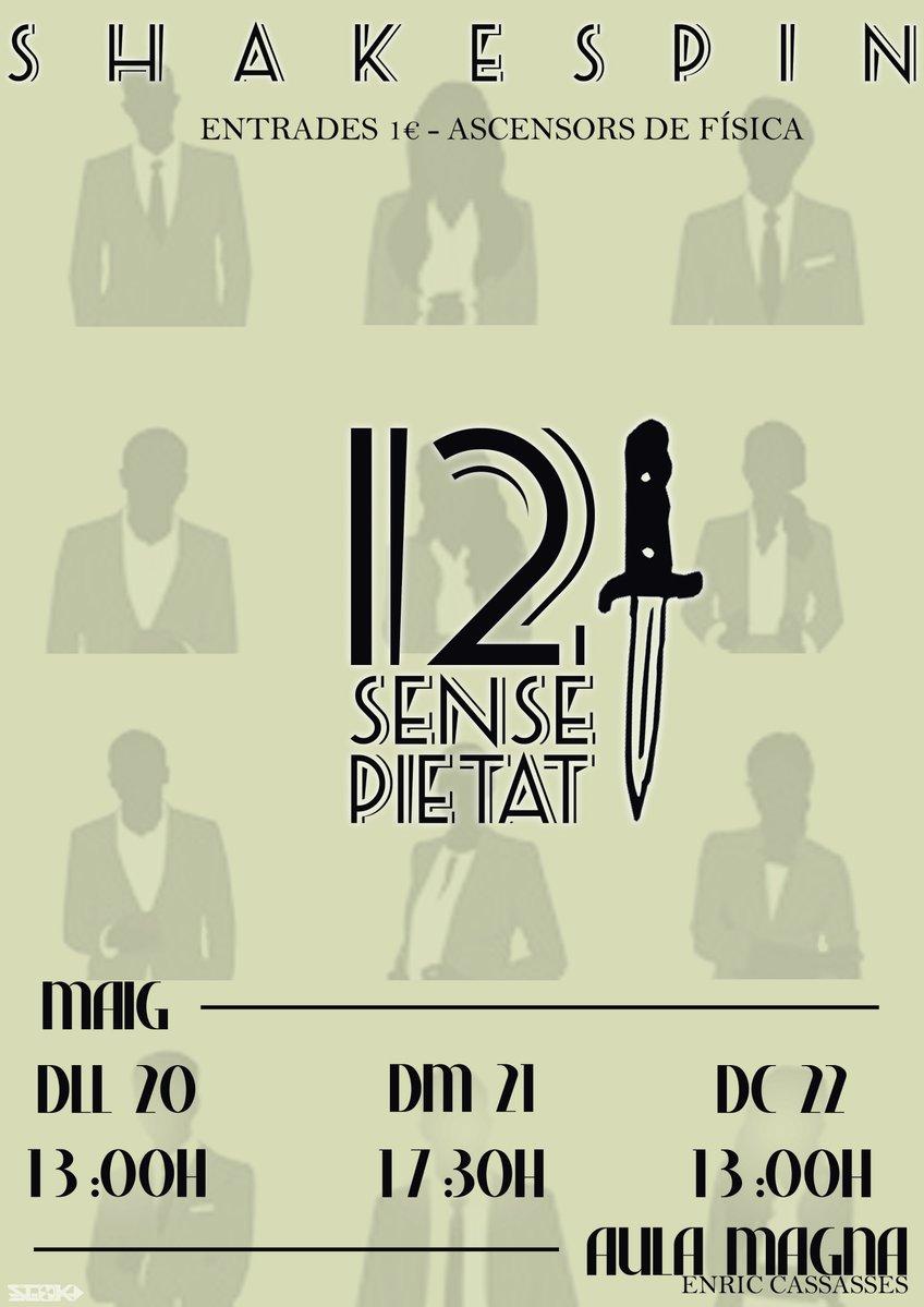 12 homes sense pietat - Shakespin Física