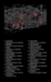 Mapa de Actividades del X MUTIS - 2019