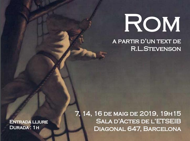 Rom - Utopia Teatre ETSEIB