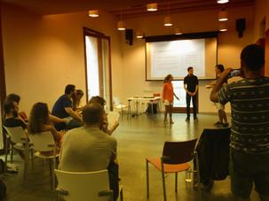 Primera reunión del curso