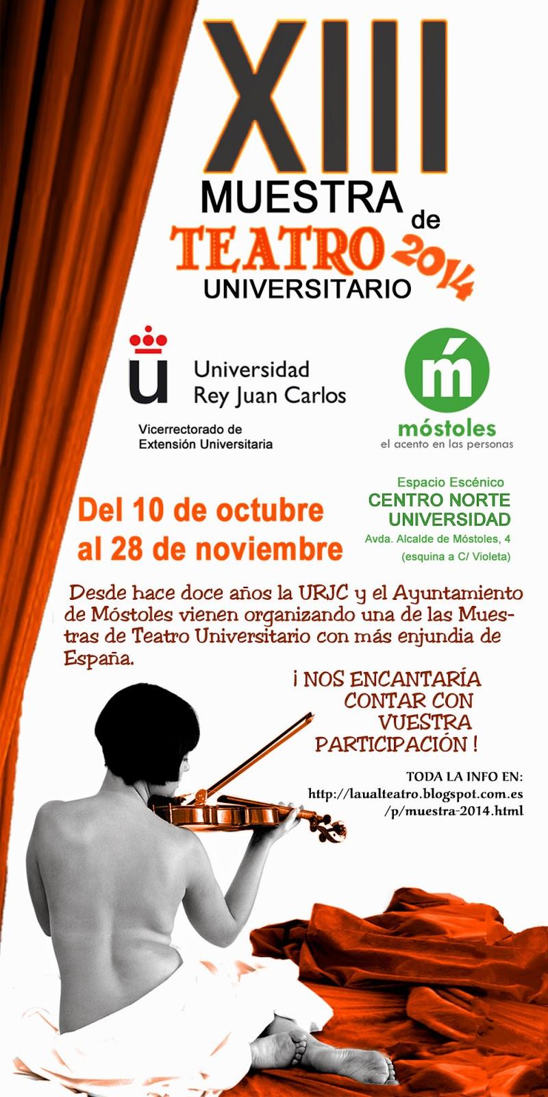 Muestra 2014 URJC Móstoles