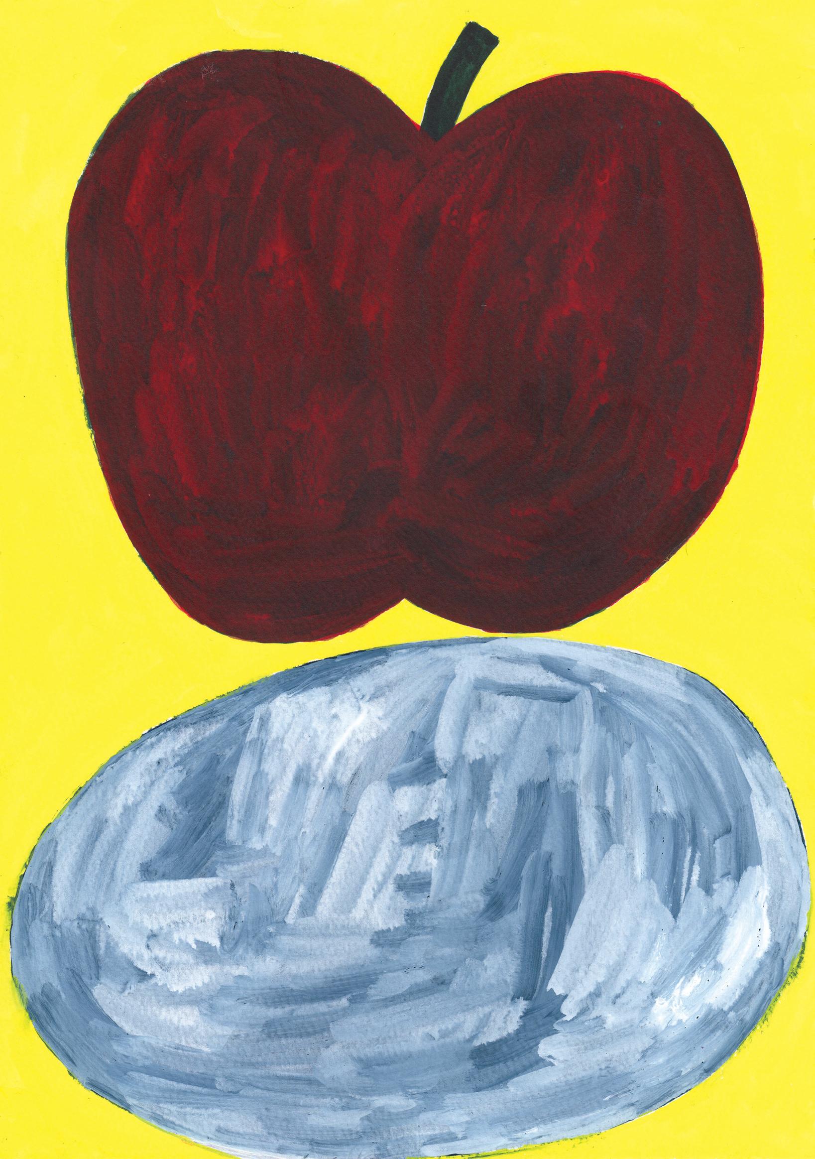 ジャローナ_りんごと卵