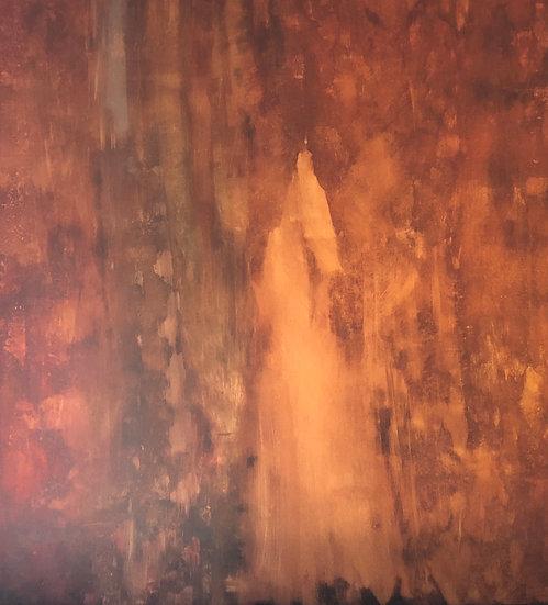 Through the Shadows - 36x36