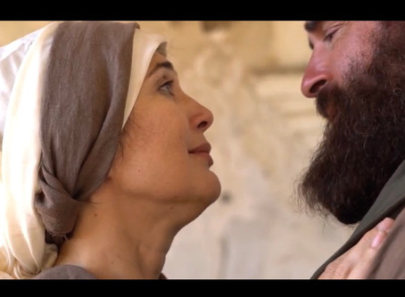 Bringing Mother Mary to Life in XL: The Temptation of Christ