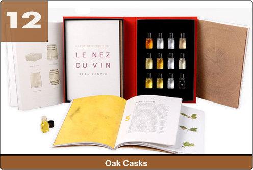 Le Nez du Vin Oak Influences (12 aromas)