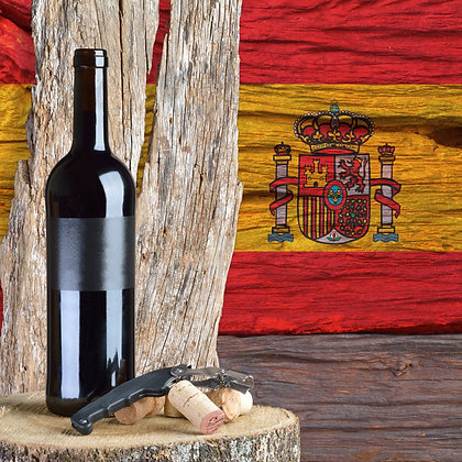 4 Week Wine Evening - Spain & Portugal