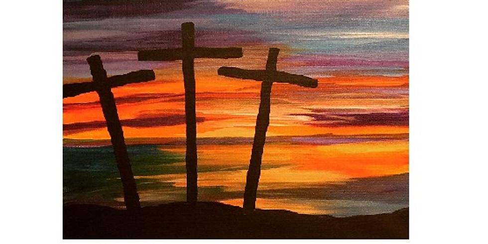 He is Risen, Paint Night
