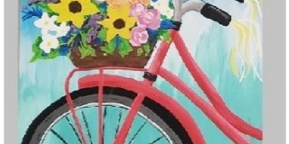 Summer Bike, Paint Night