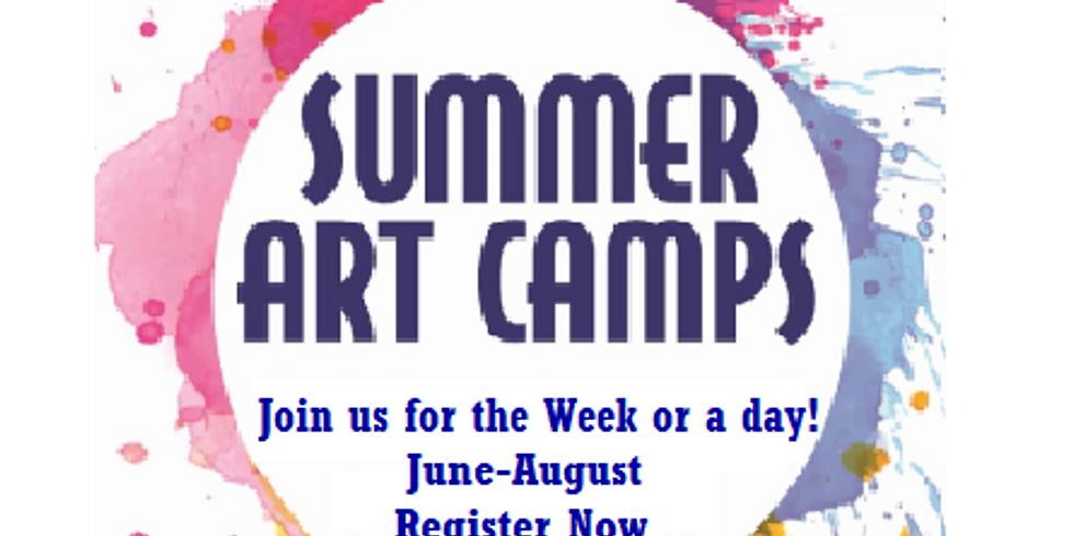 Summer Art Camp (1)