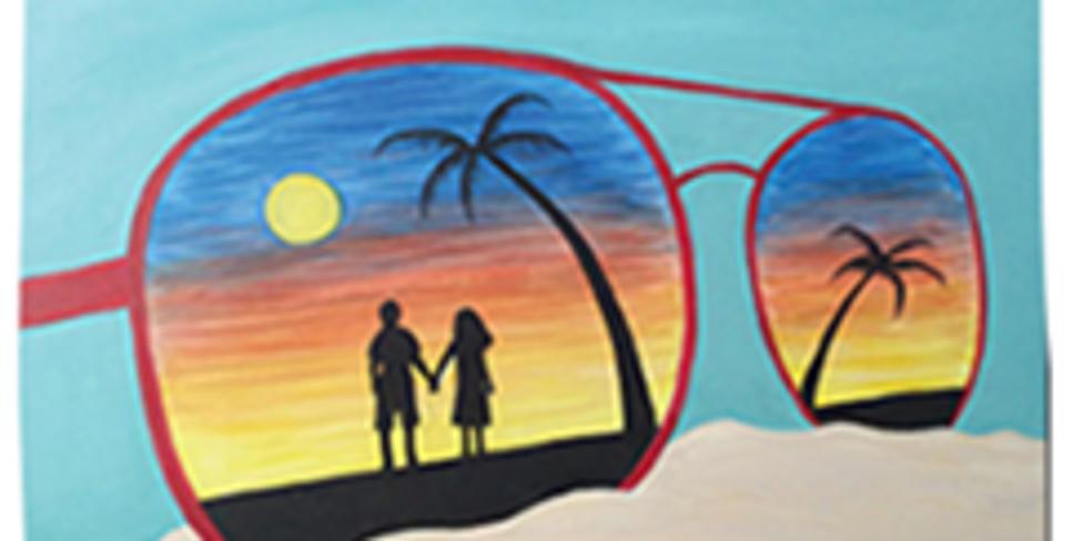 Our Eye ob Hawaii, Paint Night