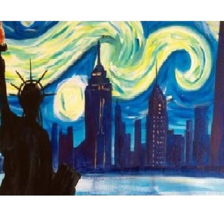 BOGO Date Night, Paint Night