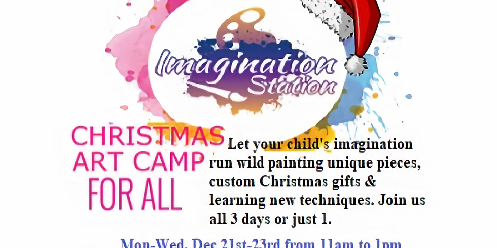 Christmas Art Camp