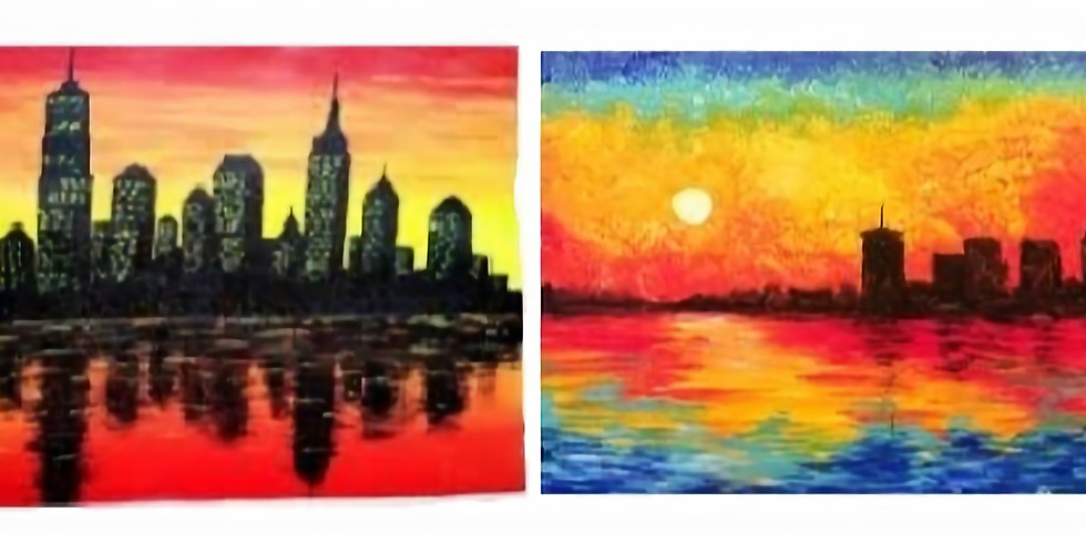The City View, Paint Night