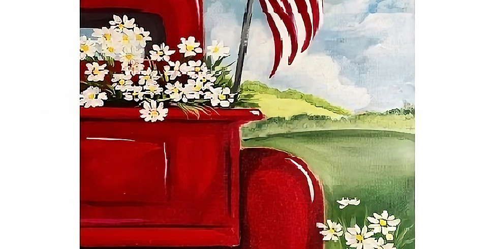 Ride for Freedom, Paint Night