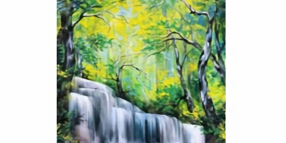The Waterfall, Paint Night