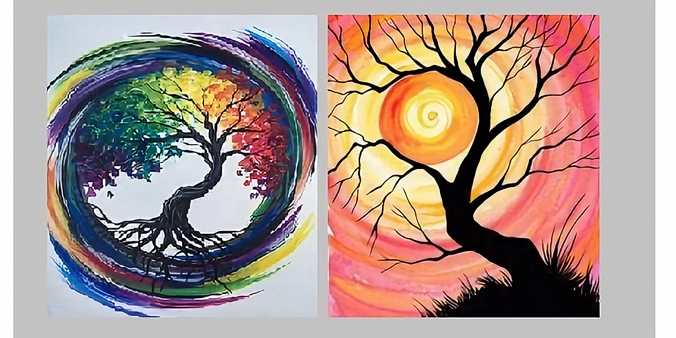 Take Your Pick, Paint Night for All Ages