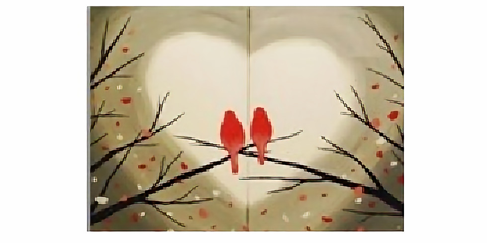 Love Birds, BOGO Paint Night