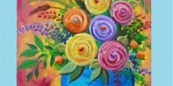 May Flowers, Paint Night
