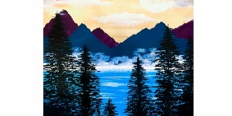 Over the Trees, Paint Night