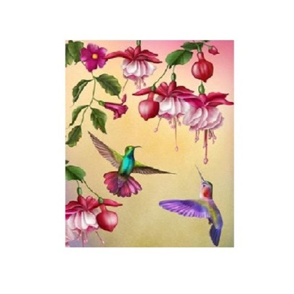 Hummingbirds, Paint Night