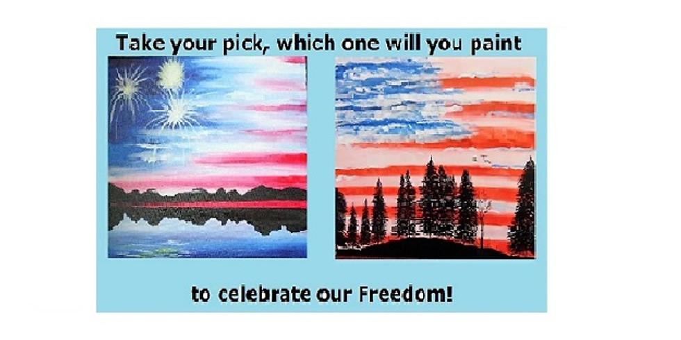 Freedom, Paint Night