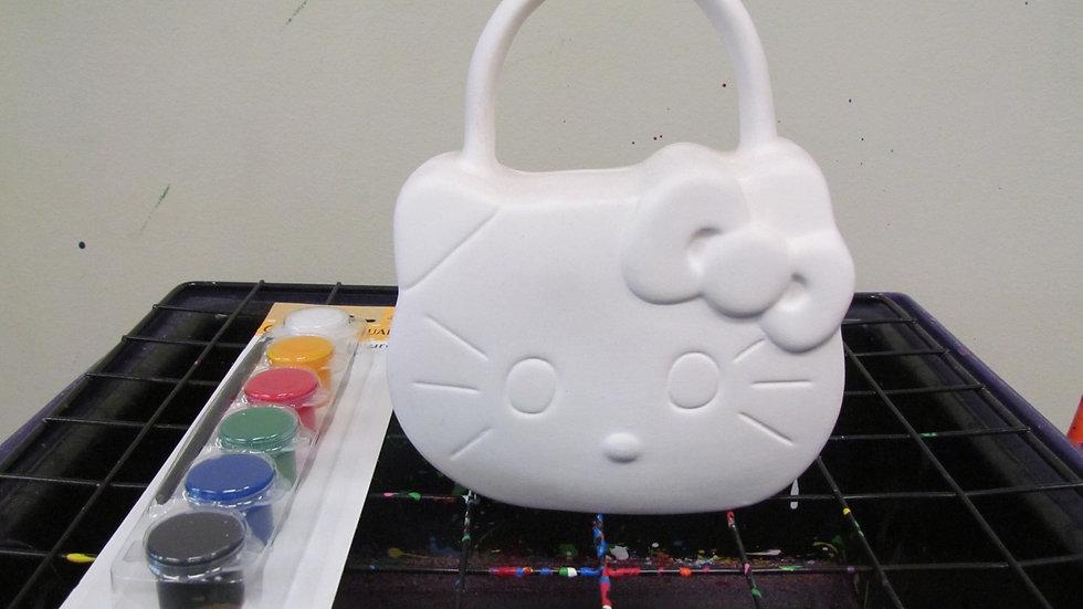 Hello Kitty Piggy Bank Kit
