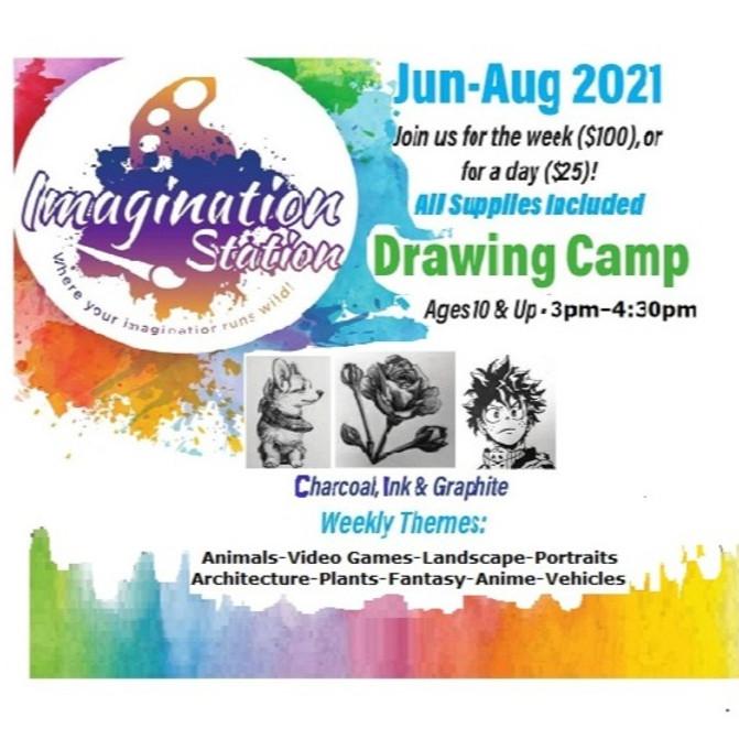 Summer Drawing Camp