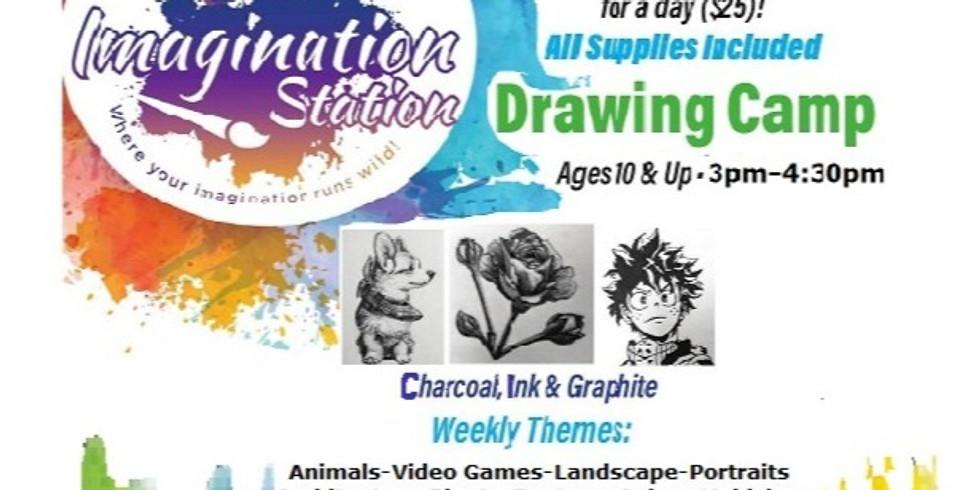 Summer Drawing Camp (1)