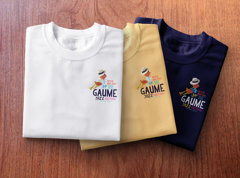 Simulation sur T-Shirt