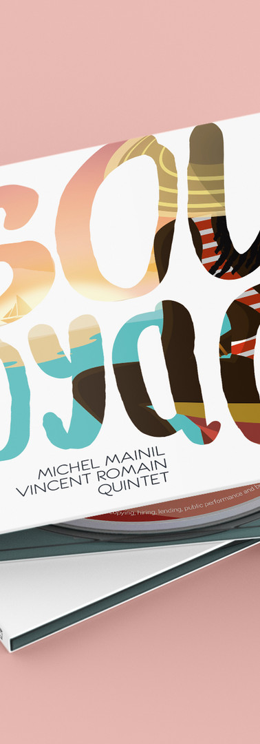 """Soul Voyage"" - Cover"
