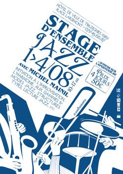 Stage d'ensemble jazz