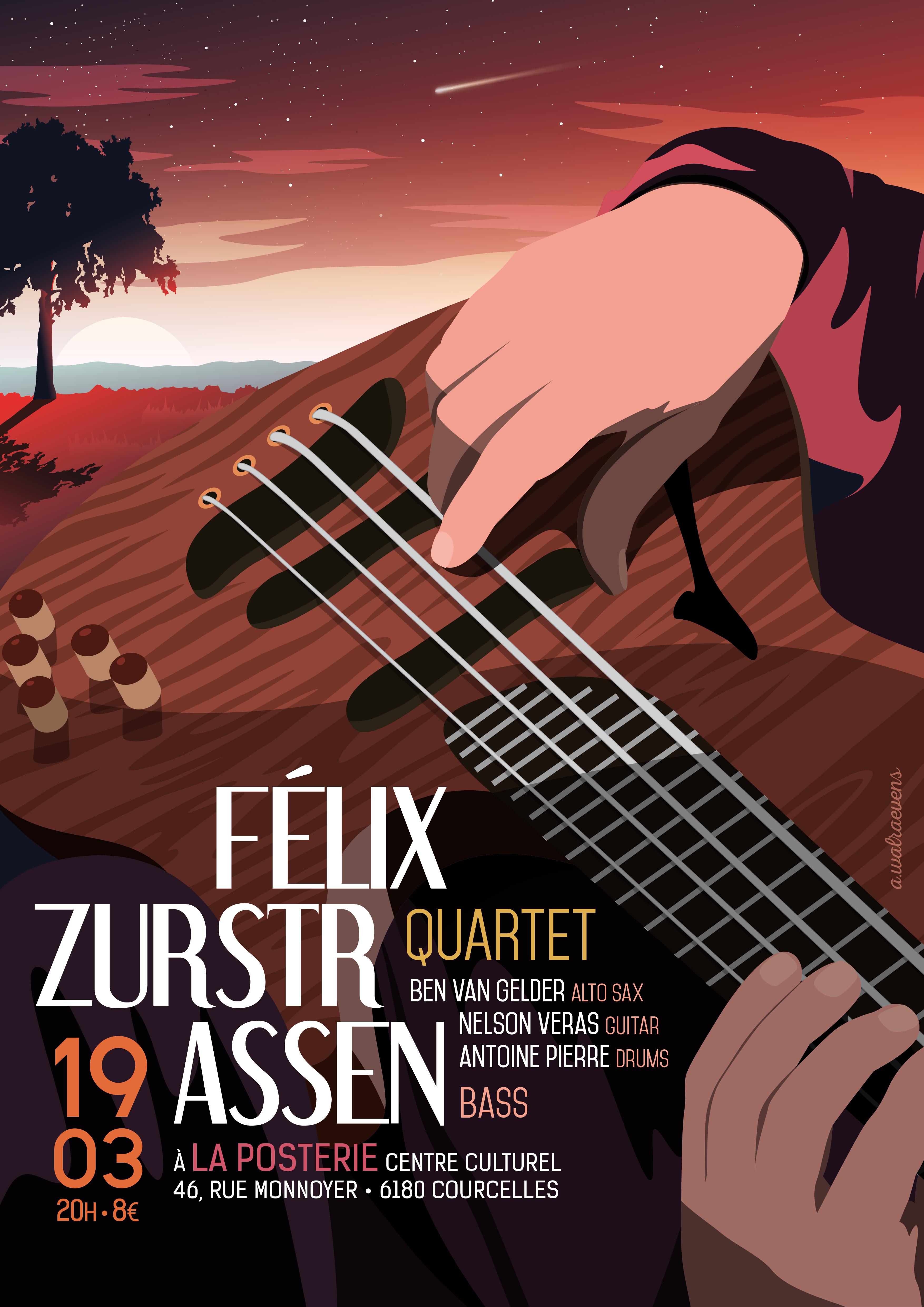 Félix Zurstrassen Quartet
