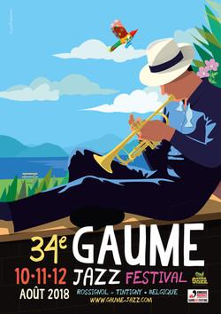 Gaume Jazz Festival 2018