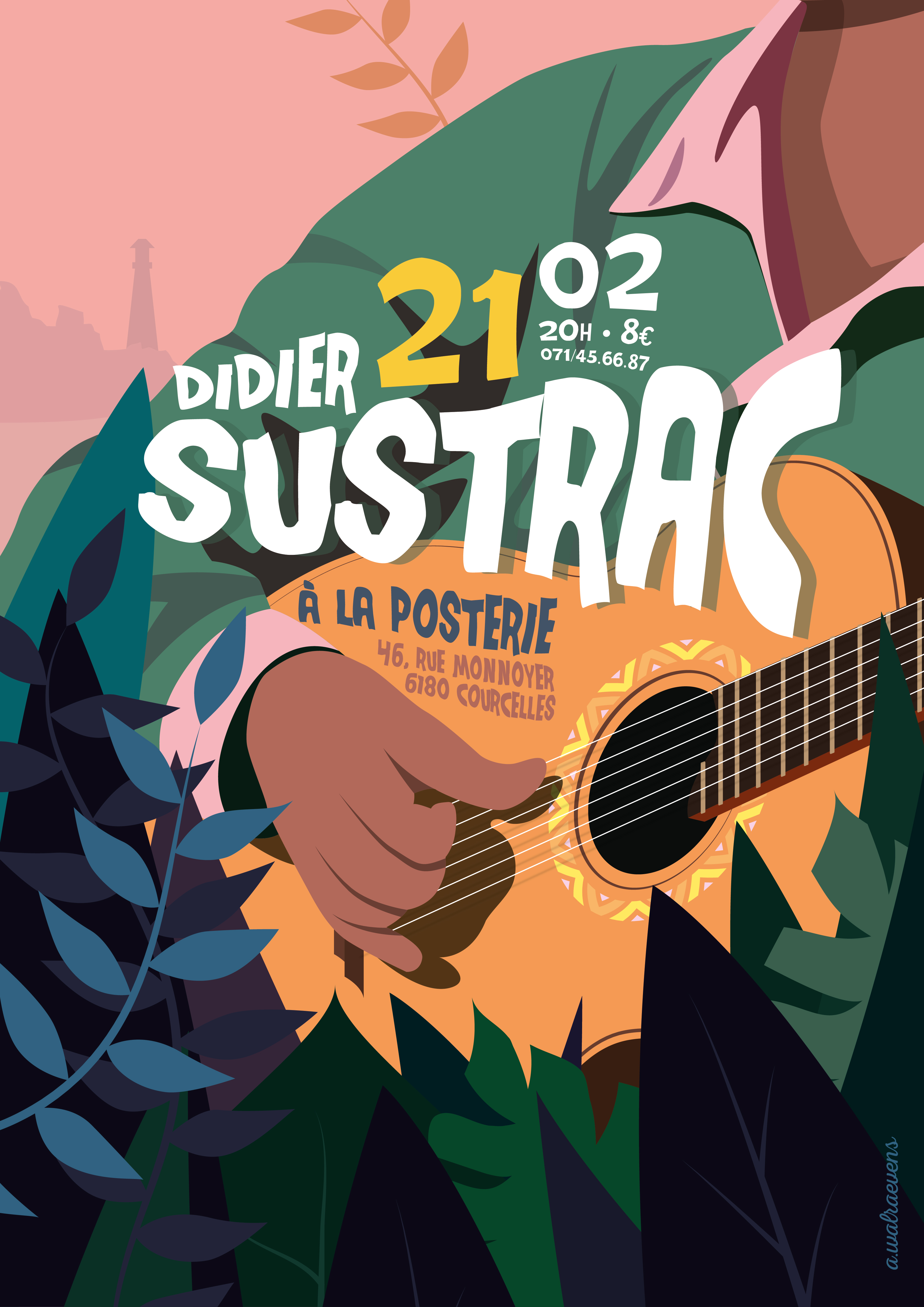Didier Sustrac - Bossa Nova