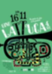 Affiche Gino Lattuca Quartet