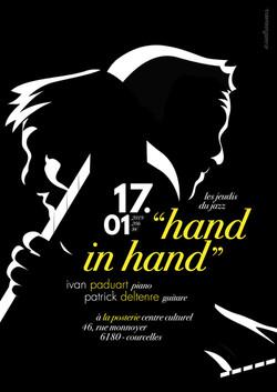 Affiche Hand In Hand