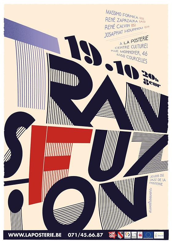 Poster Trans/Fuzion