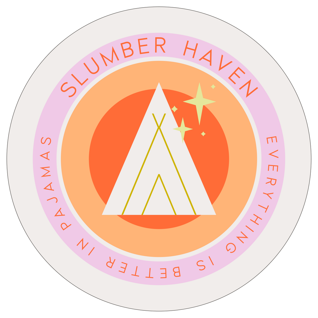 Slumber Haven Logo Badge