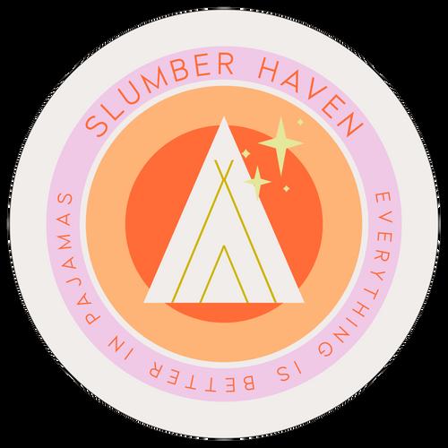 Slumber Haven Logo Badge