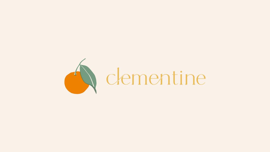 Clementine Health Logo
